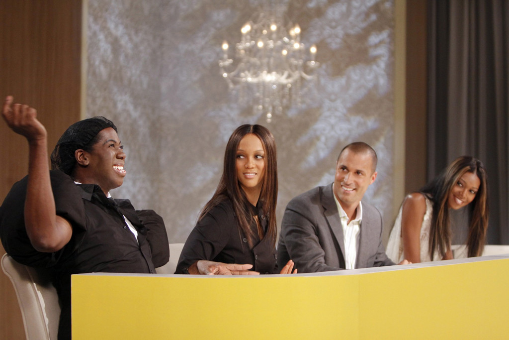 Tyra Banks, America's Next Top Model, ANTM, Judges, 2003